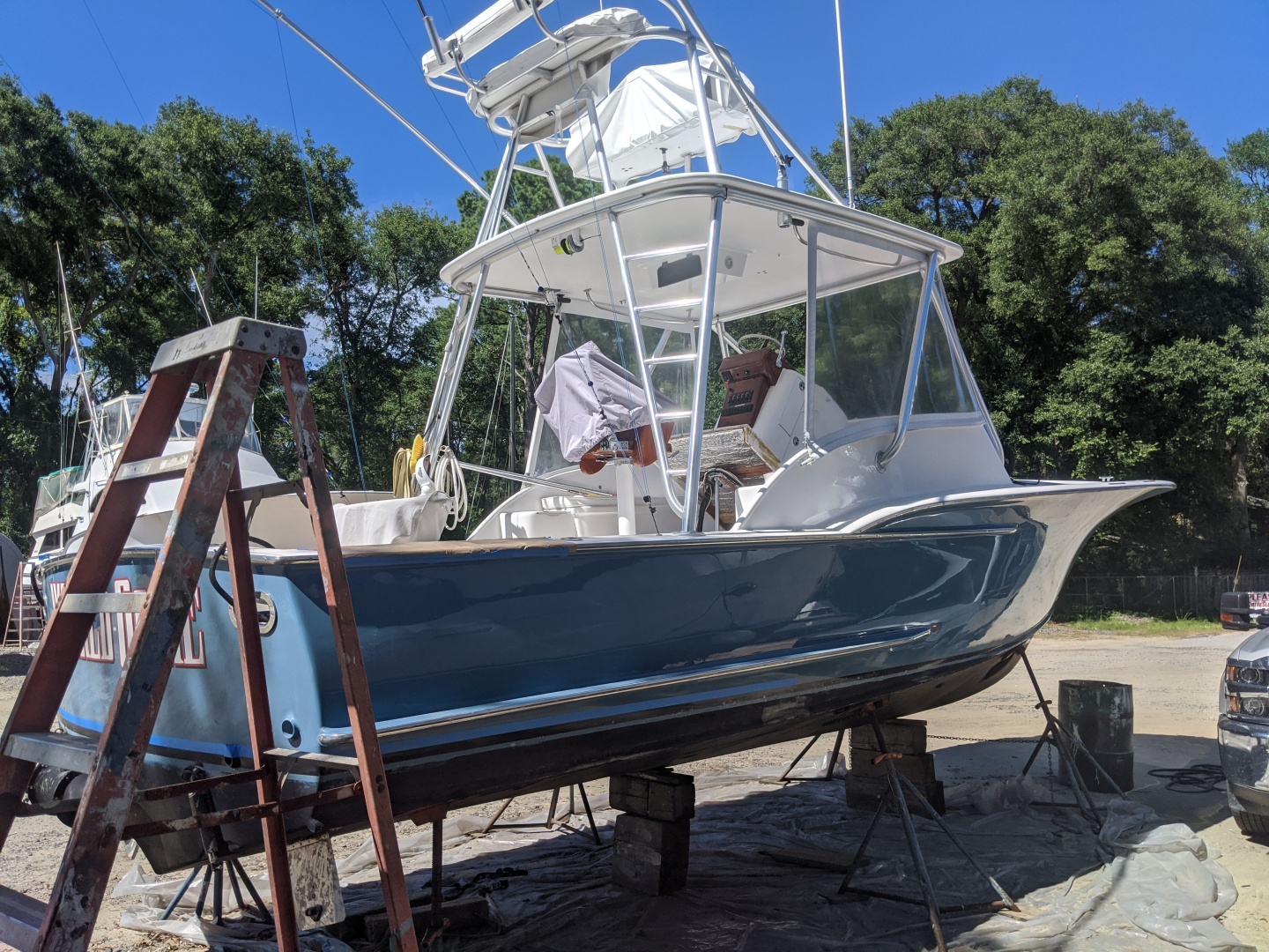 Shearline-31 Center Console Sportfish Express 2002-Wicked Game Isle of Palms-South Carolina-United States-1512794 | Thumbnail