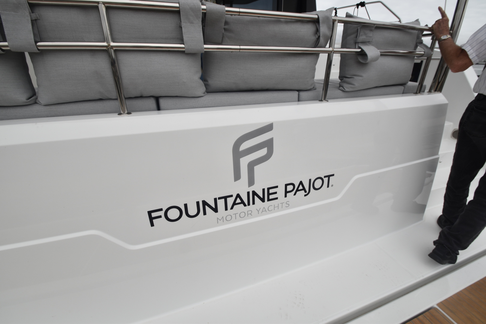 Fountaine Pajot-44 Motoryacht 2020-Miss Charlotte Louise Annapolis-Maryland-United States-1499454 | Thumbnail