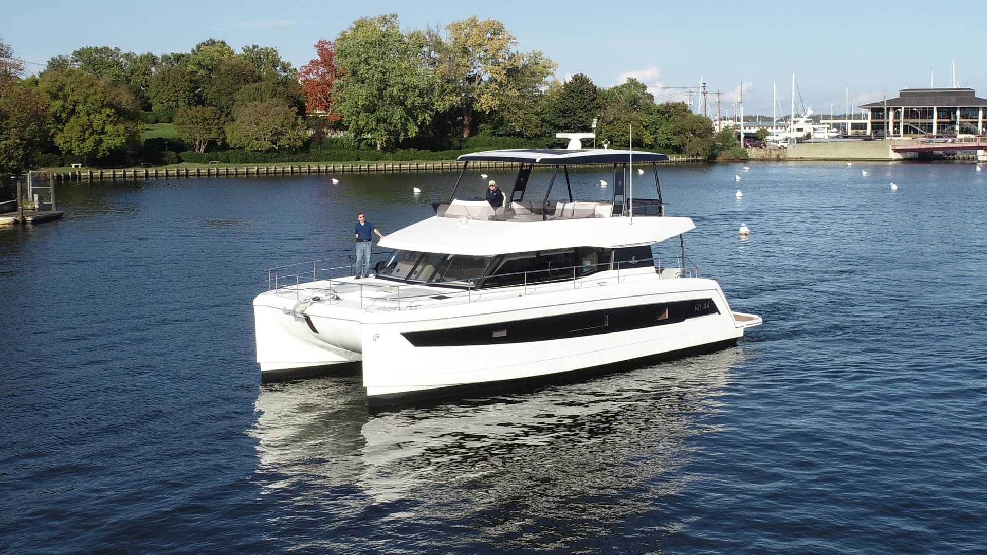 Fountaine Pajot-44 Motoryacht 2020-Miss Charlotte Louise Annapolis-Maryland-United States-1557355 | Thumbnail