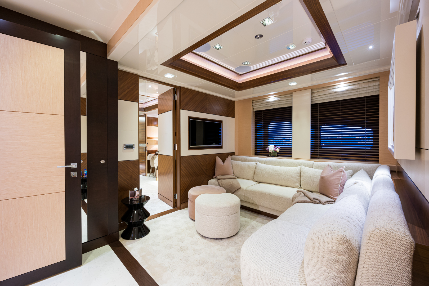 Turquoise 2012-QUANTUM OF SOLACE West Palm Beach-Florida-United States-Playroom/Nanny Cabin with Pullman Berth and Full Ensuite Head-1572168 | Thumbnail