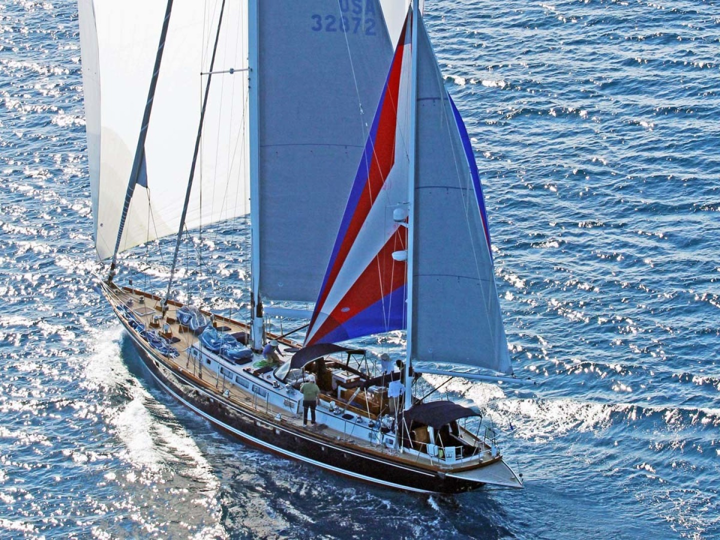 Little Harbor-78 1984-HERMIE LOUISE Fort Lauderdale-Florida-United States-Under Sail-1500424   Thumbnail