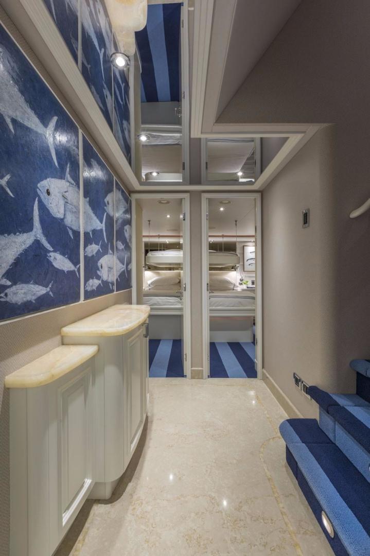 Westport 2010-BOXER Miami-Florida-United States-Guest Stateroom Foyer-1500361   Thumbnail