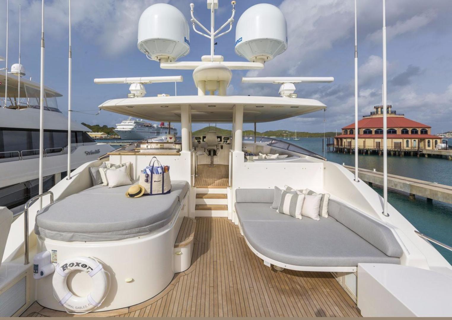 Westport 2010-BOXER Miami-Florida-United States-Flybridge-1500371   Thumbnail