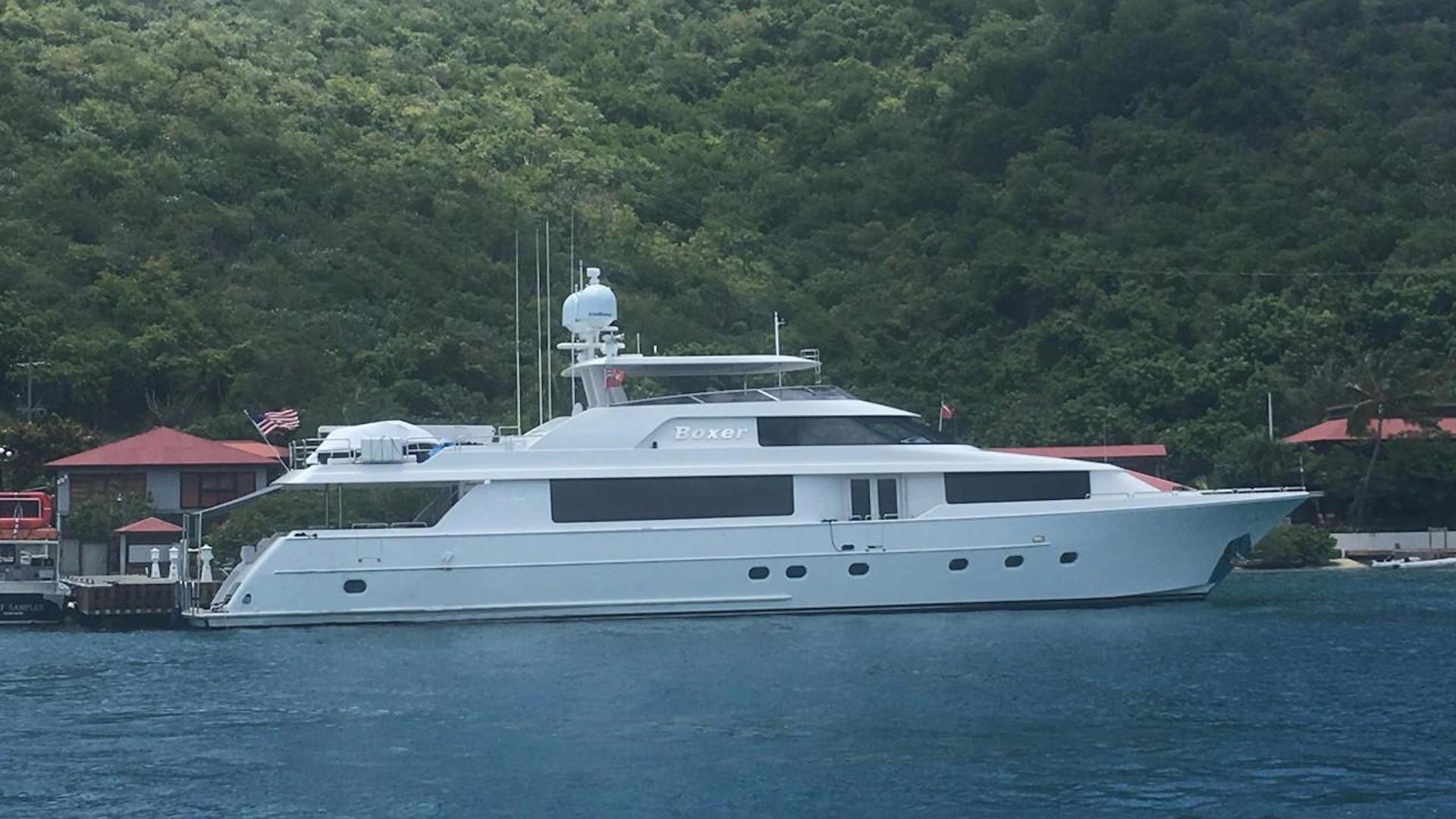 Westport 2010-BOXER Miami-Florida-United States-Starboard Profile-1500379   Thumbnail