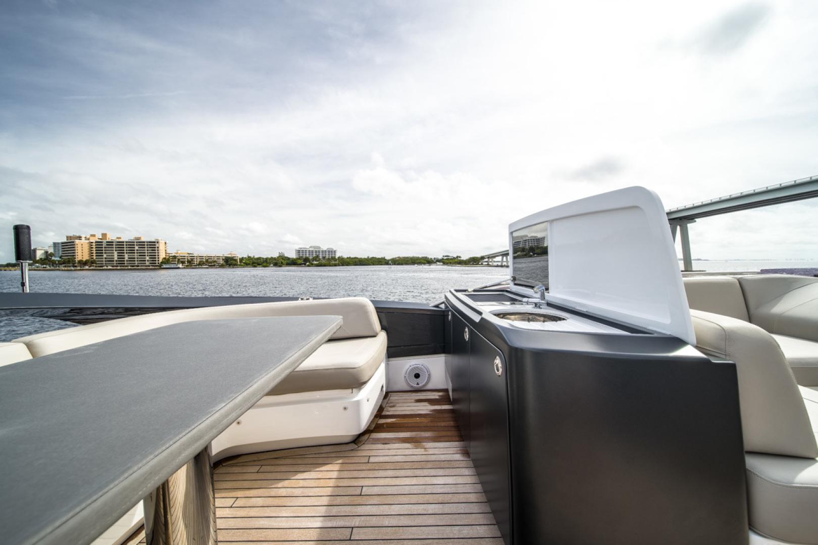 Princess-S65 2019-Paragon Cape Coral-Florida-United States-2019 65 Princess S65-Paragon-Flybridge Entertainment-1510307 | Thumbnail