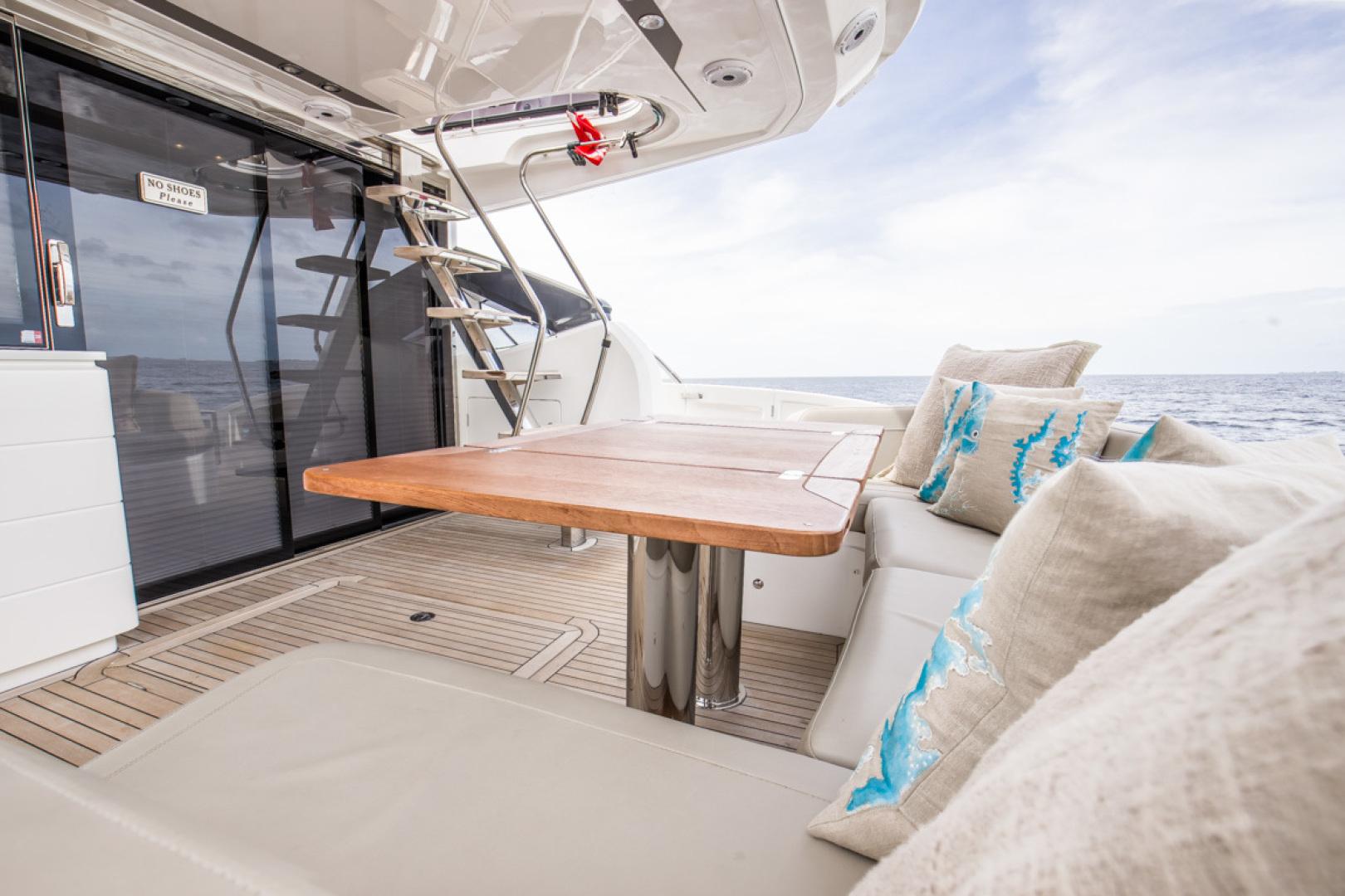 Princess-S65 2019-Paragon Cape Coral-Florida-United States-2019 65 Princess S65-Paragon-Cockpit-1510254 | Thumbnail