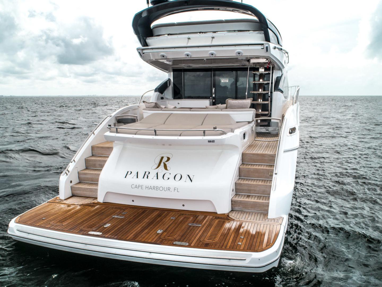 Princess-S65 2019-Paragon Cape Coral-Florida-United States-2019 65 Princess S65-Paragon-Swim Platform-1509941 | Thumbnail