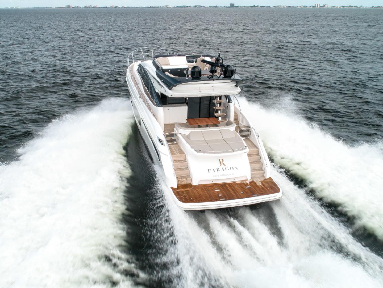 Princess-S65 2019-Paragon Cape Coral-Florida-United States-2019 65 Princess S65-Paragon-Running Profile-1509954 | Thumbnail