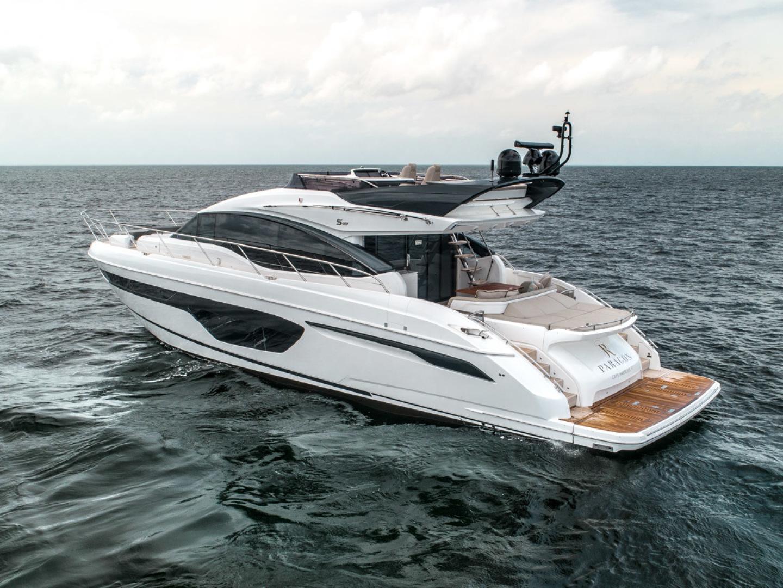 Princess-S65 2019-Paragon Cape Coral-Florida-United States-2019 65 Princess S65-Paragon-Profile-1509938 | Thumbnail