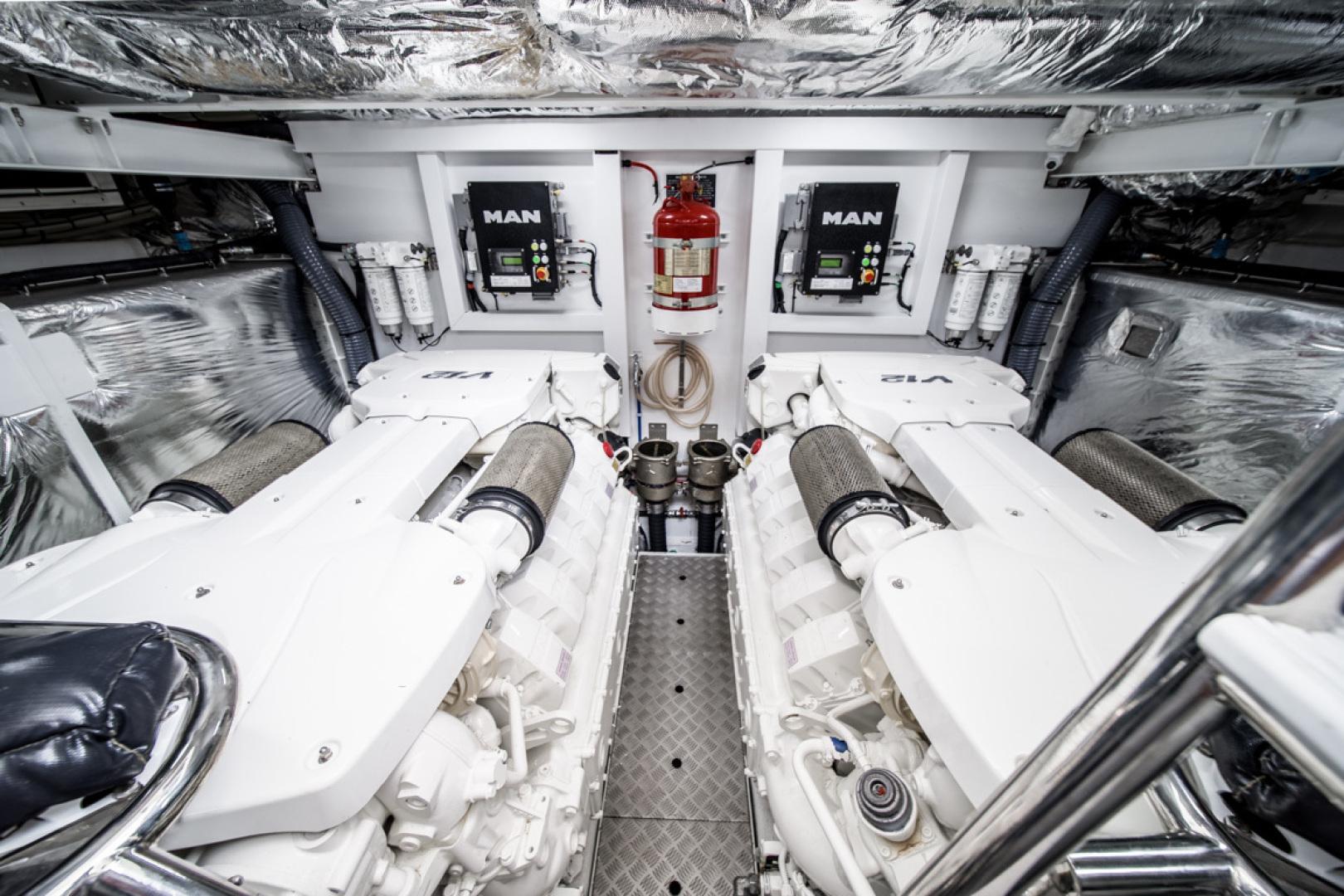 Princess-S65 2019-Paragon Cape Coral-Florida-United States-2019 65 Princess S65-Paragon-Twin MAN V-12 Engines-1510217 | Thumbnail