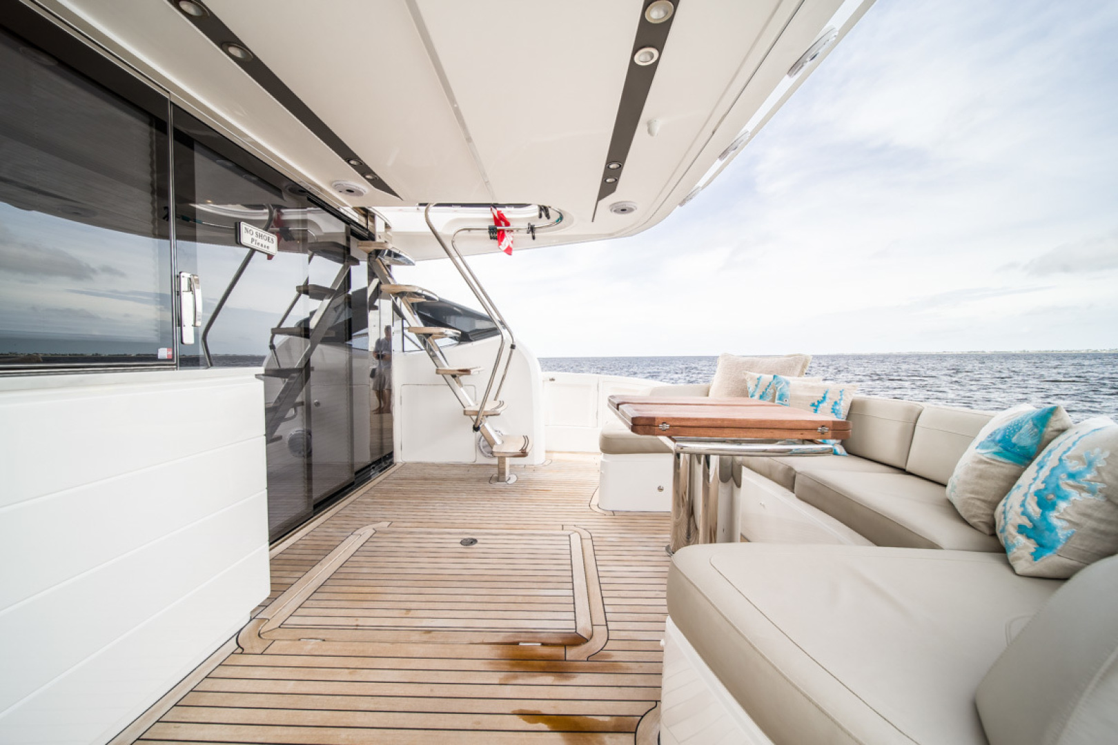 Princess-S65 2019-Paragon Cape Coral-Florida-United States-2019 65 Princess S65-Paragon-Cockpit-1510251 | Thumbnail