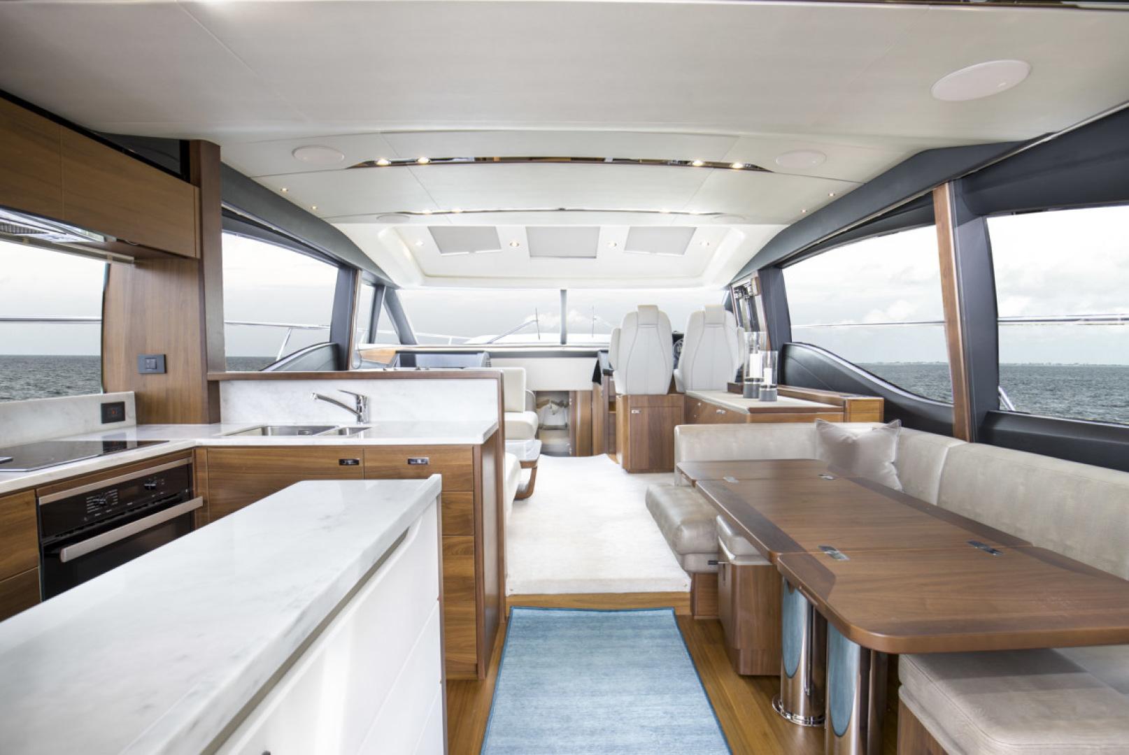 Princess-S65 2019-Paragon Cape Coral-Florida-United States-2019 65 Princess S65-Paragon-Galley-1509909 | Thumbnail