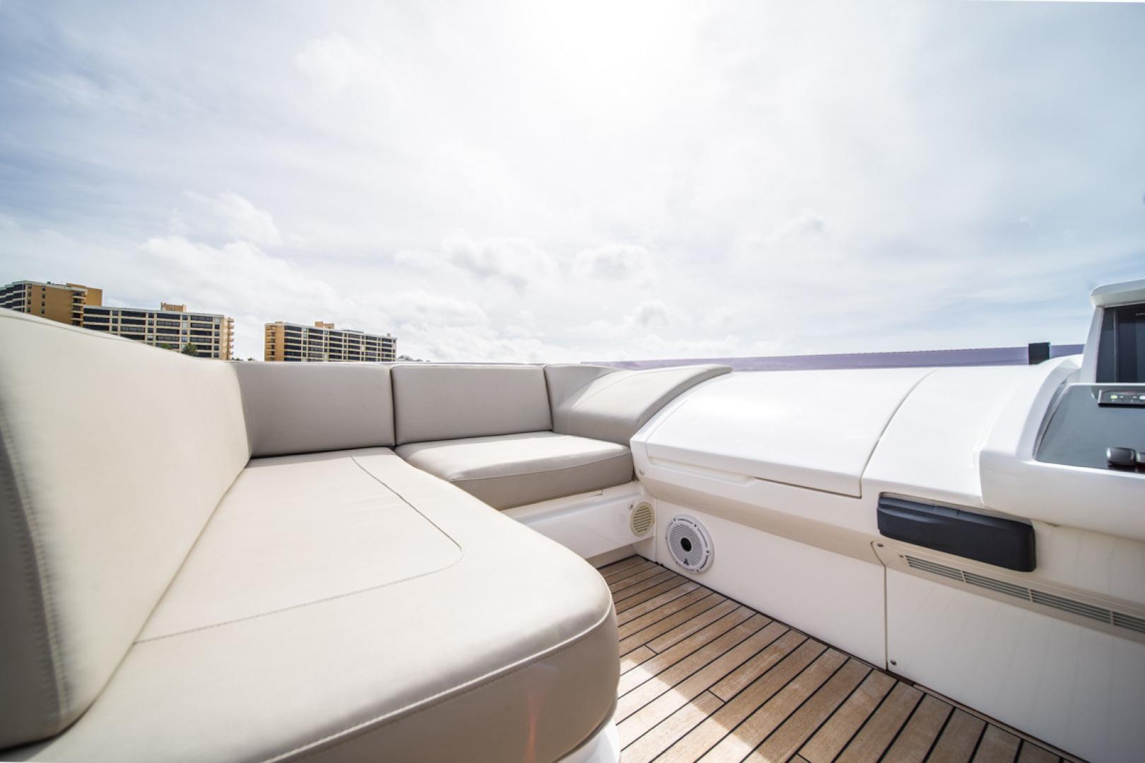 Princess-S65 2019-Paragon Cape Coral-Florida-United States-2019 65 Princess S65-Paragon-Flybridge Portside-1510309 | Thumbnail