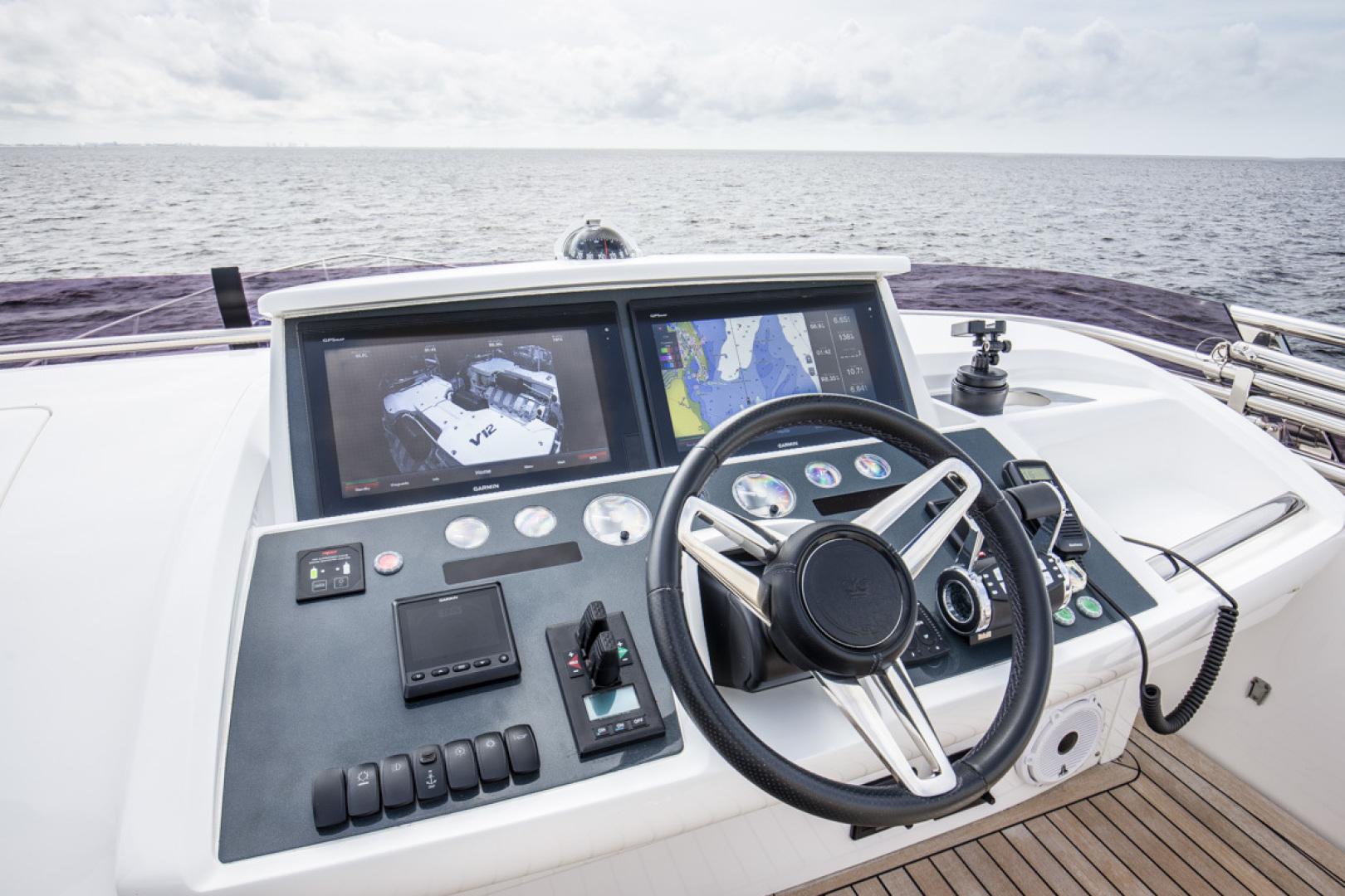 Princess-S65 2019-Paragon Cape Coral-Florida-United States-2019 65 Princess S65-Paragon-Electronics-1510314 | Thumbnail