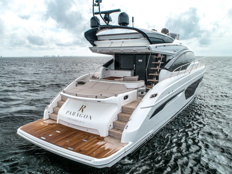 Princess-S65 2019-Paragon Cape Coral-Florida-United States-2019 65 Princess S65-Paragon-Swim Platform-1509942 | Thumbnail