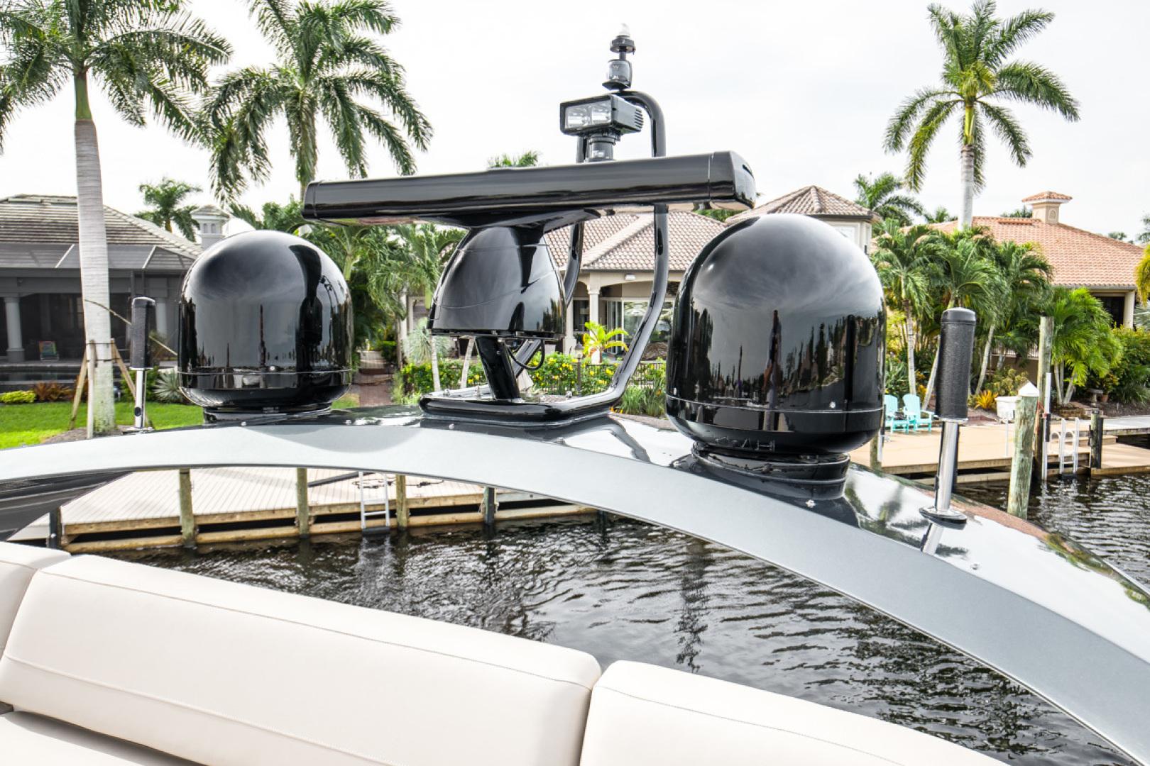 Princess-S65 2019-Paragon Cape Coral-Florida-United States-2019 65 Princess S65-Paragon-Radar Arch-1510316 | Thumbnail