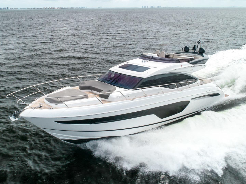 Princess-S65 2019-Paragon Cape Coral-Florida-United States-2019 65 Princess S65-Paragon-Running Profile-1509950 | Thumbnail