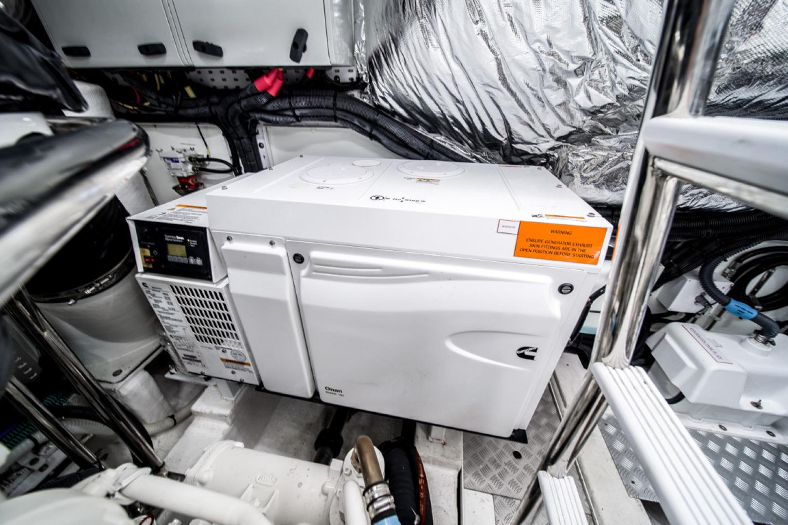 Princess-S65 2019-Paragon Cape Coral-Florida-United States-2019 65 Princess S65-Paragon-Onan Generator-1510219 | Thumbnail