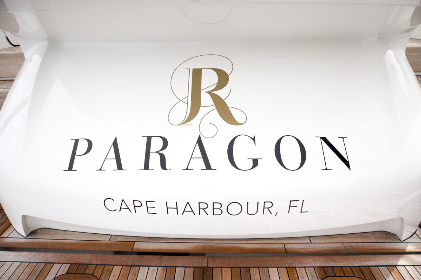 Princess-S65 2019-Paragon Cape Coral-Florida-United States-2019 65 Princess S65-Paragon-Dingy Garage-1510222 | Thumbnail