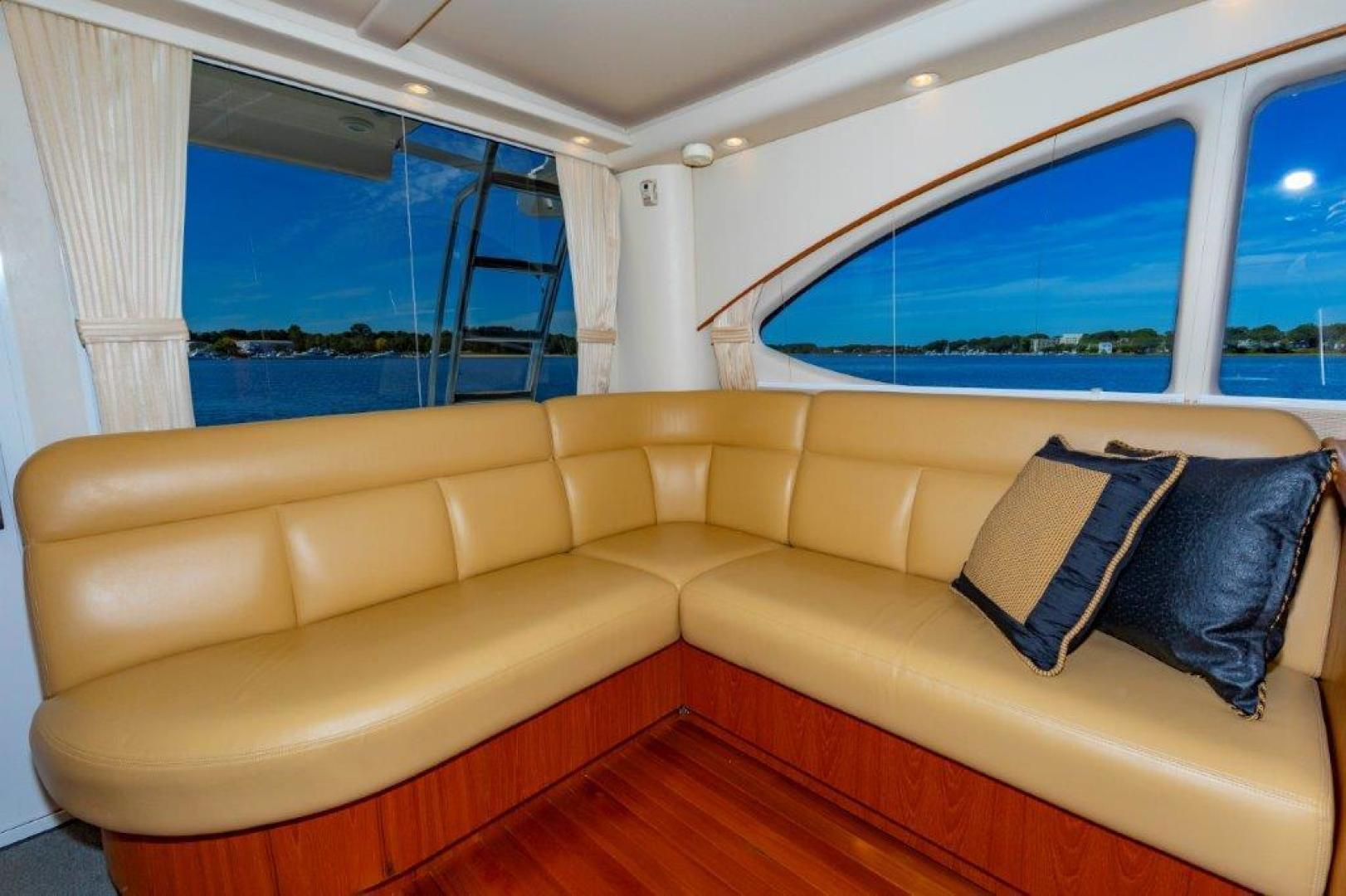 Tiara Yachts-Convertible 2013-ALLIE CAT Quincy-Massachusetts-United States-39 Tiara Salon-1507449 | Thumbnail