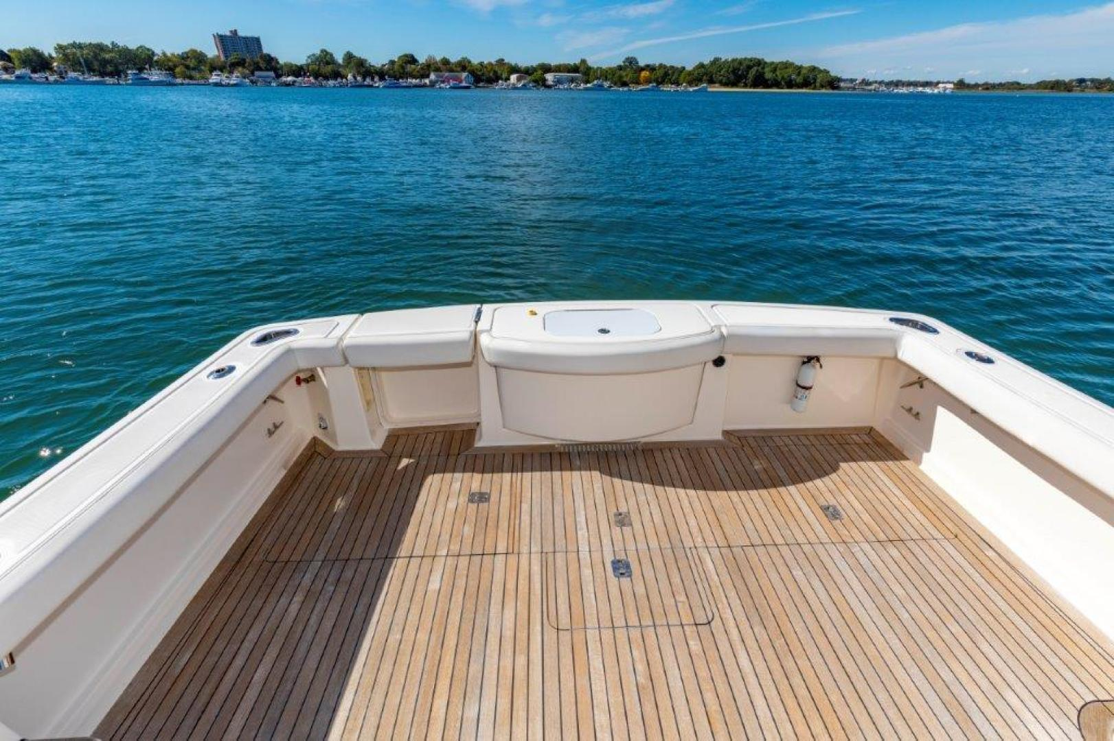 Tiara Yachts-Convertible 2013-ALLIE CAT Quincy-Massachusetts-United States-39 Tiara Cockpit-1507379 | Thumbnail
