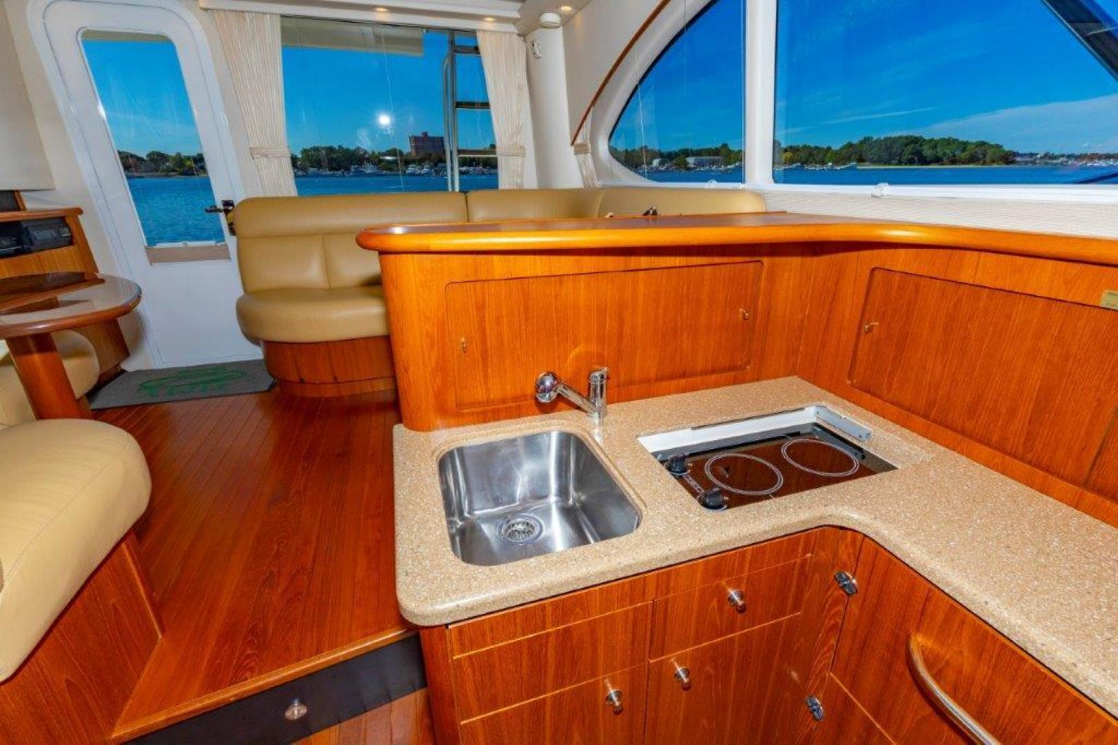 Tiara Yachts-Convertible 2013-ALLIE CAT Quincy-Massachusetts-United States-39 Tiara Galley-1507408 | Thumbnail