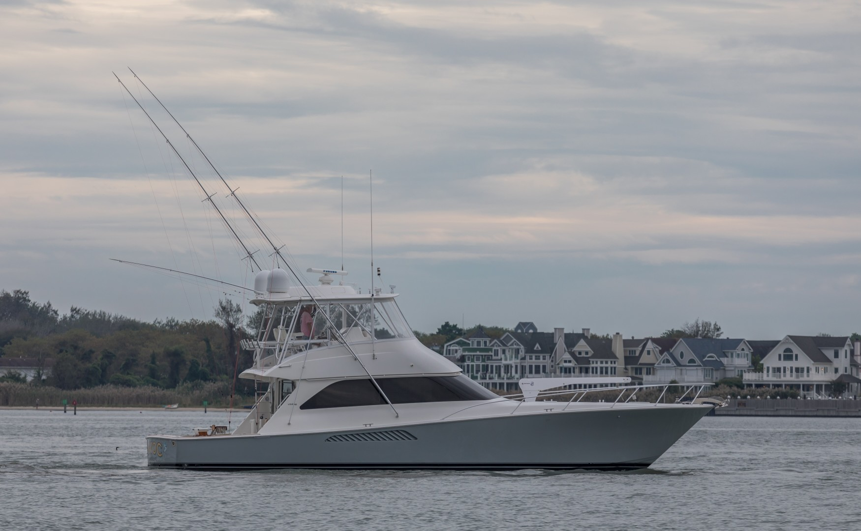 Viking-54 Convertible 2008-HAVOC Cape May-New Jersey-United States-1501504 | Thumbnail