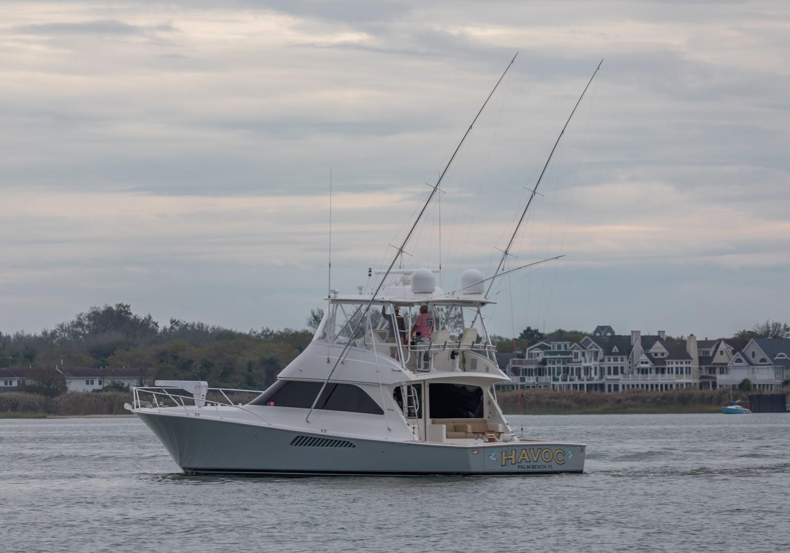 Viking-54 Convertible 2008-HAVOC Cape May-New Jersey-United States-1501501 | Thumbnail