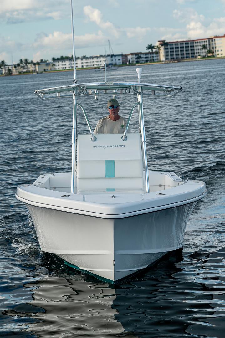 Ocean Master 2013-27 Ocean Master Palm Beach-Florida-United States-Bow Profile-1501375 | Thumbnail