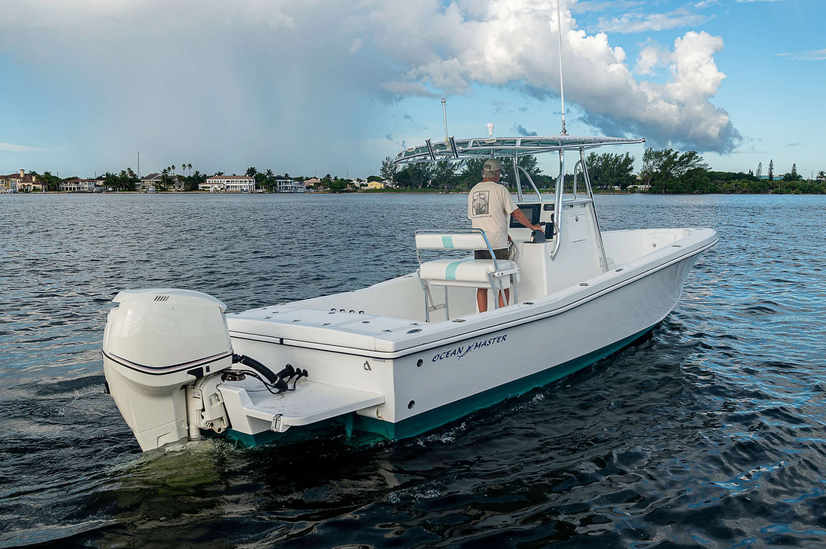 Ocean Master 2013-27 Ocean Master Palm Beach-Florida-United States-27 Ocean Master-1501377 | Thumbnail