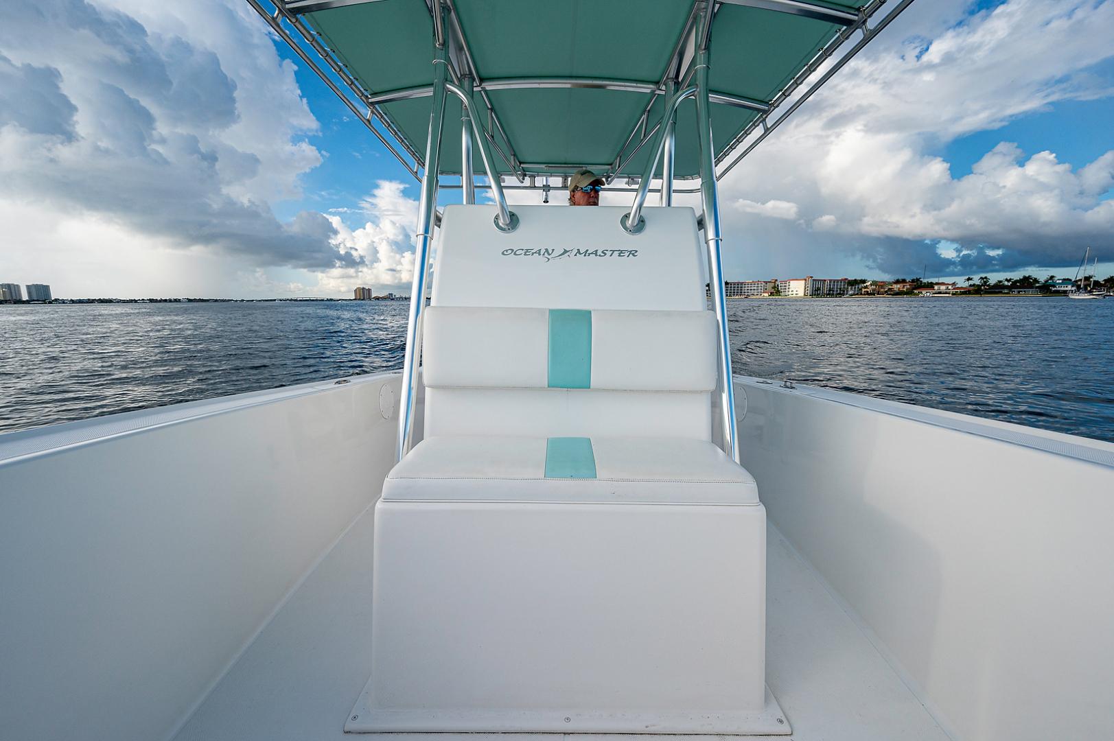 Ocean Master 2013-27 Ocean Master Palm Beach-Florida-United States-Seating-1501365 | Thumbnail