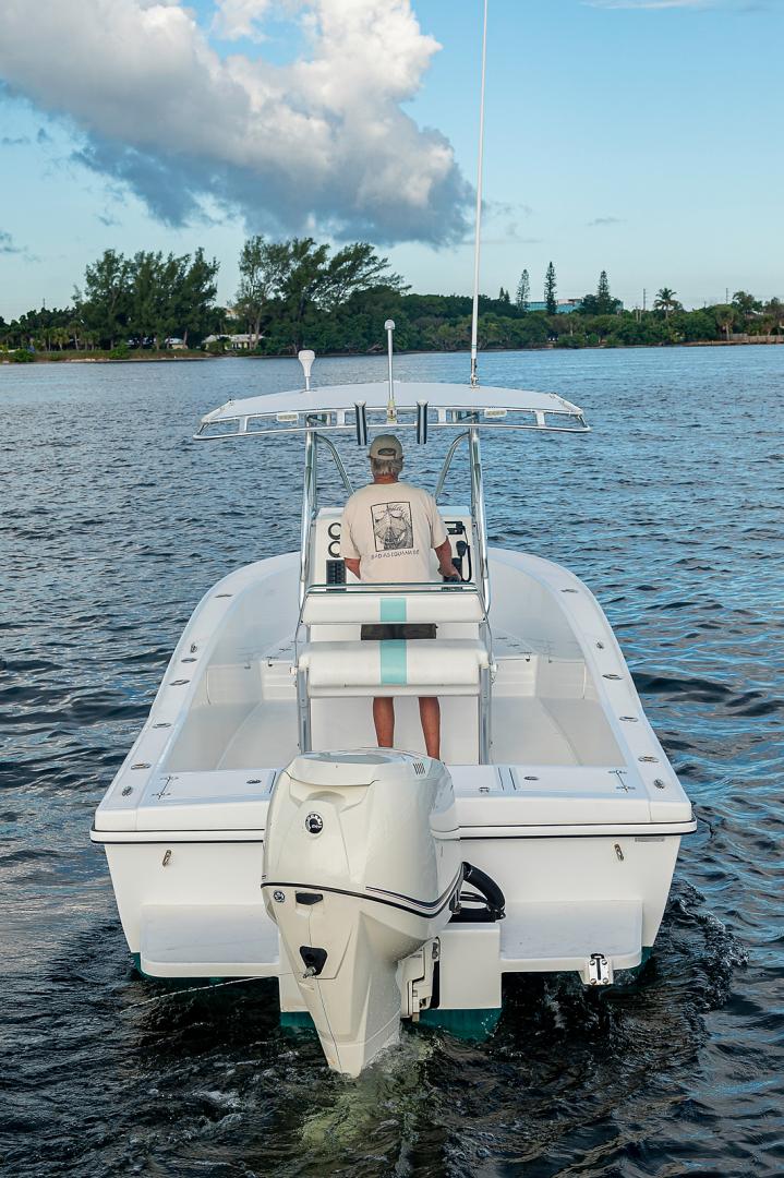 Ocean Master 2013-27 Ocean Master Palm Beach-Florida-United States-Aft Profile-1501378 | Thumbnail