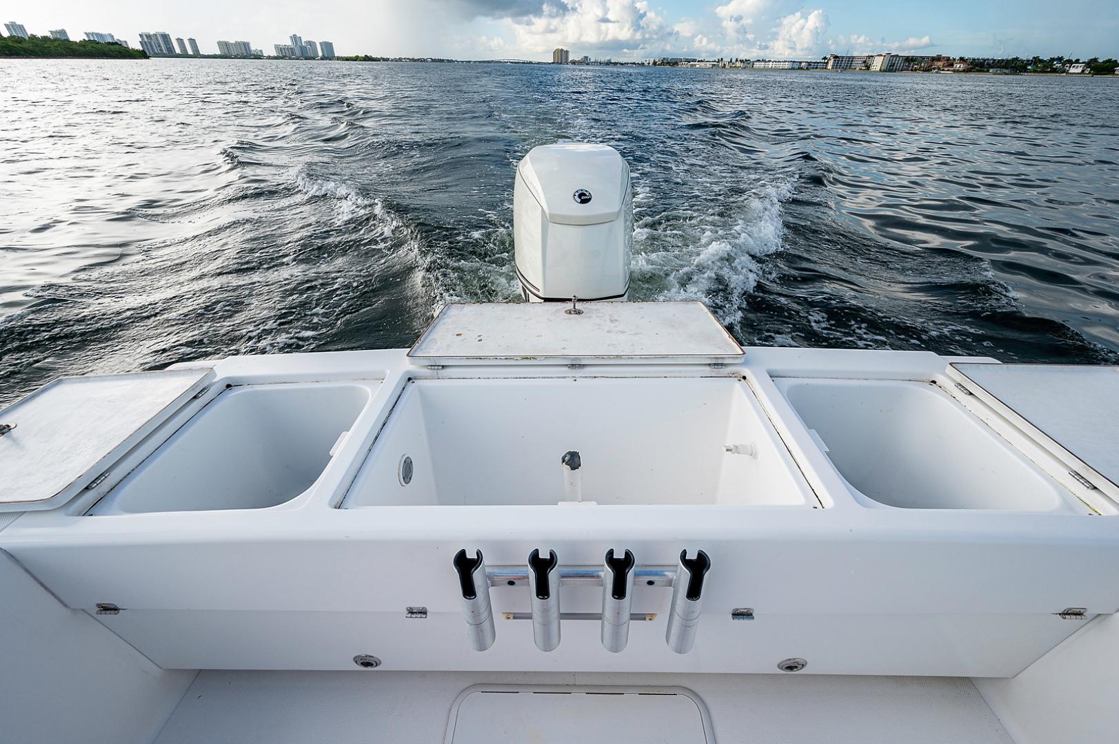 Ocean Master 2013-27 Ocean Master Palm Beach-Florida-United States-Cockpit-1501367 | Thumbnail