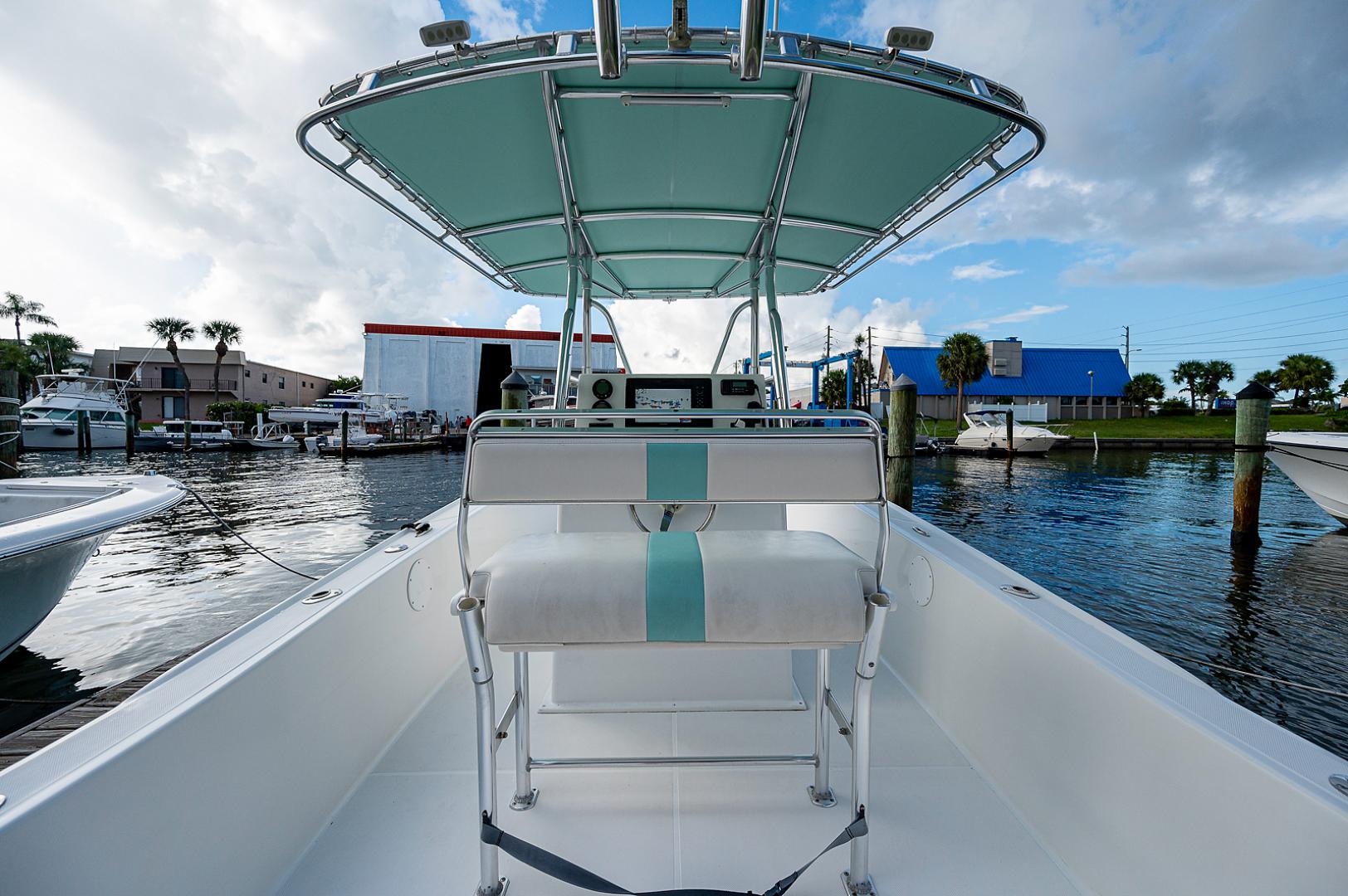 Ocean Master 2013-27 Ocean Master Palm Beach-Florida-United States-Cockpit-1501368 | Thumbnail