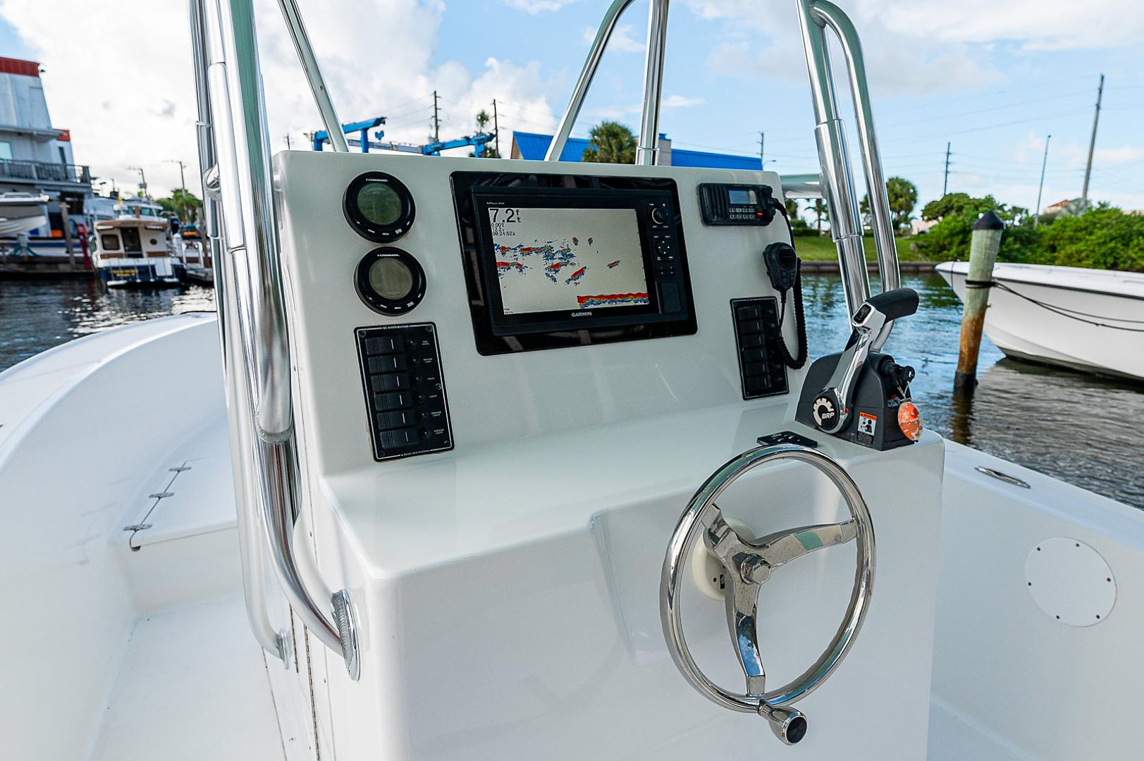 Ocean Master 2013-27 Ocean Master Palm Beach-Florida-United States-Console-1501370 | Thumbnail