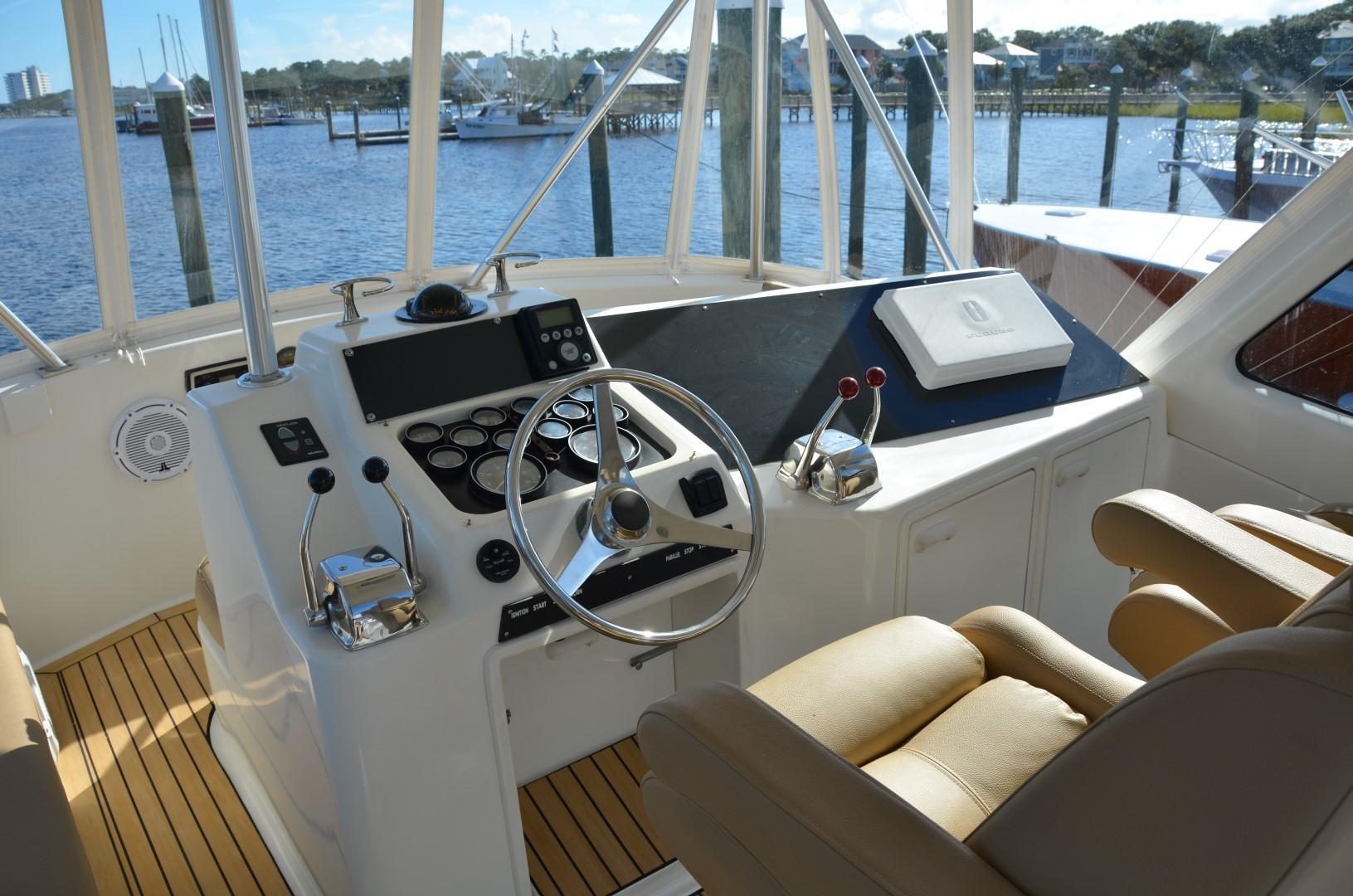 Ocean Yachts-Sportfish 1996-STEEL DREAMIN Carolina Beach-North Carolina-United States-1501723 | Thumbnail