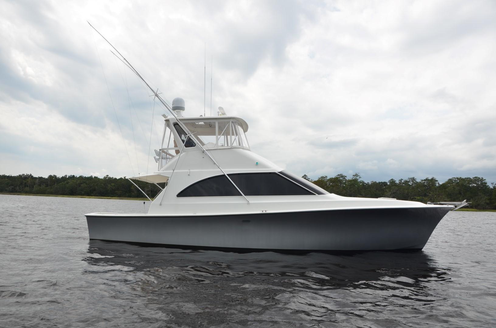 Ocean Yachts-Sportfish 1996-STEEL DREAMIN Carolina Beach-North Carolina-United States-1501716 | Thumbnail
