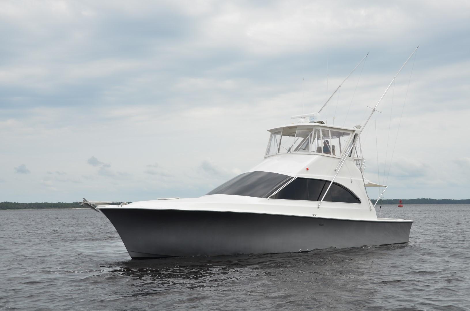 Ocean Yachts-Sportfish 1996-STEEL DREAMIN Carolina Beach-North Carolina-United States-1501713 | Thumbnail