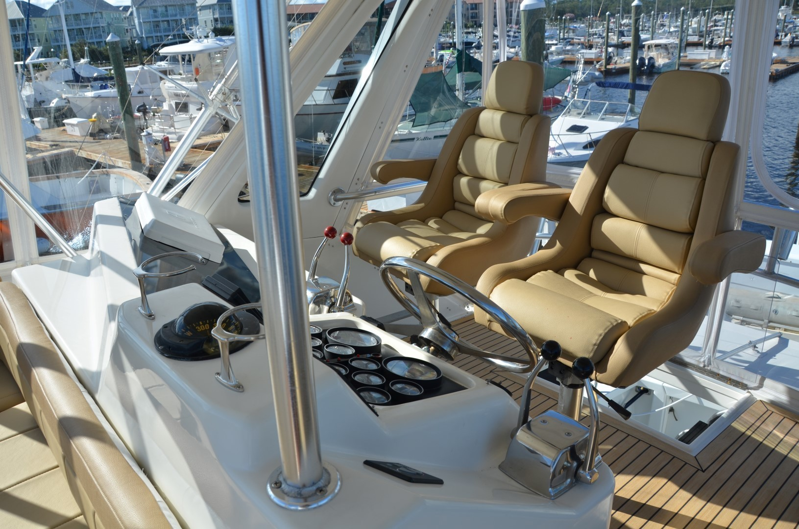 Ocean Yachts-Sportfish 1996-STEEL DREAMIN Carolina Beach-North Carolina-United States-1501727 | Thumbnail