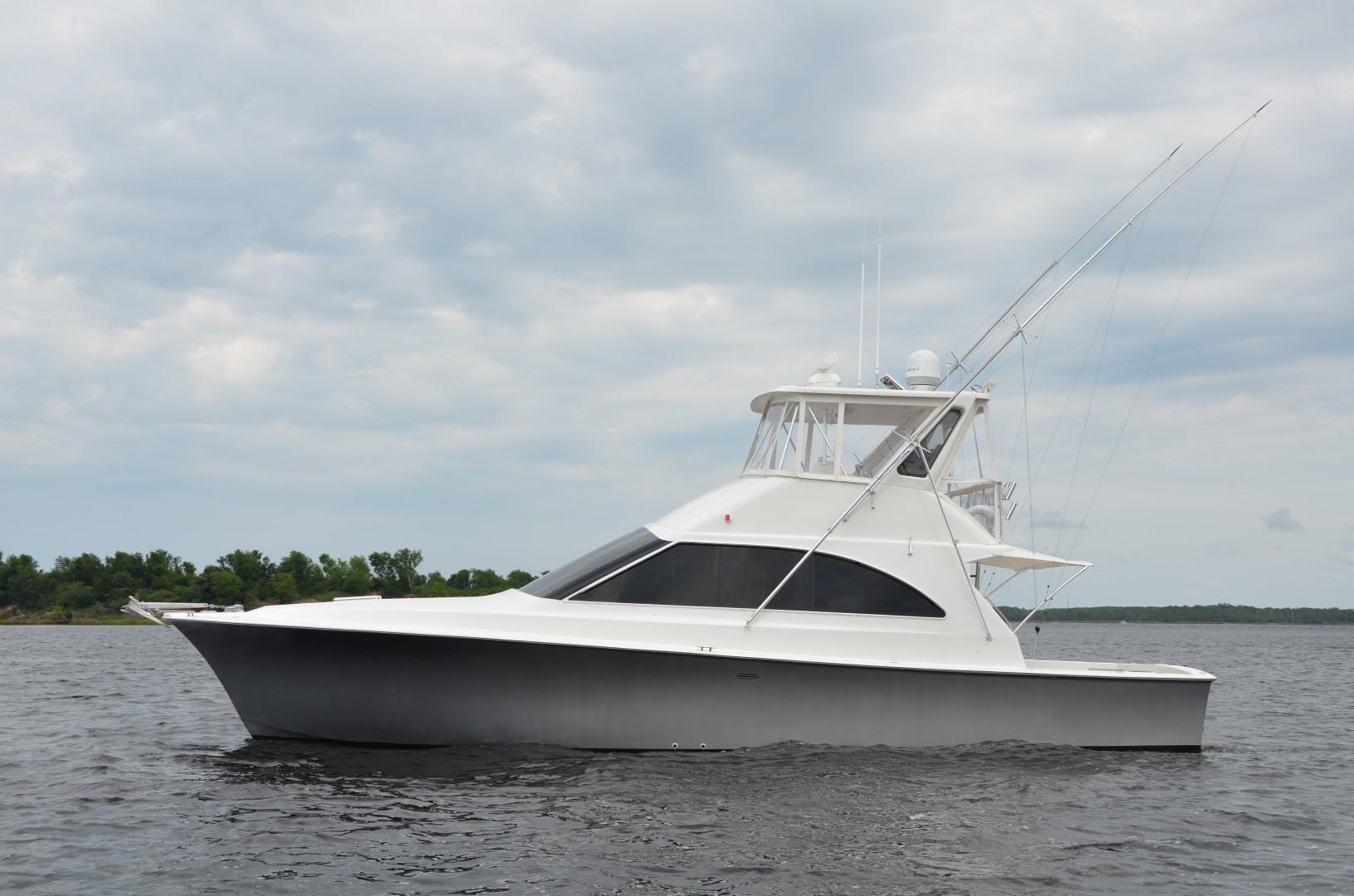 Ocean Yachts-Sportfish 1996-STEEL DREAMIN Carolina Beach-North Carolina-United States-1501714 | Thumbnail