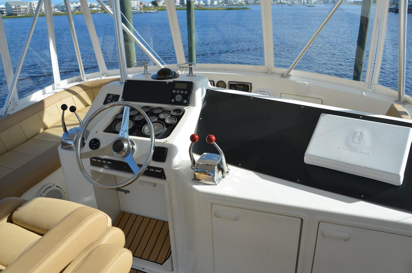 Ocean Yachts-Sportfish 1996-STEEL DREAMIN Carolina Beach-North Carolina-United States-1501726 | Thumbnail