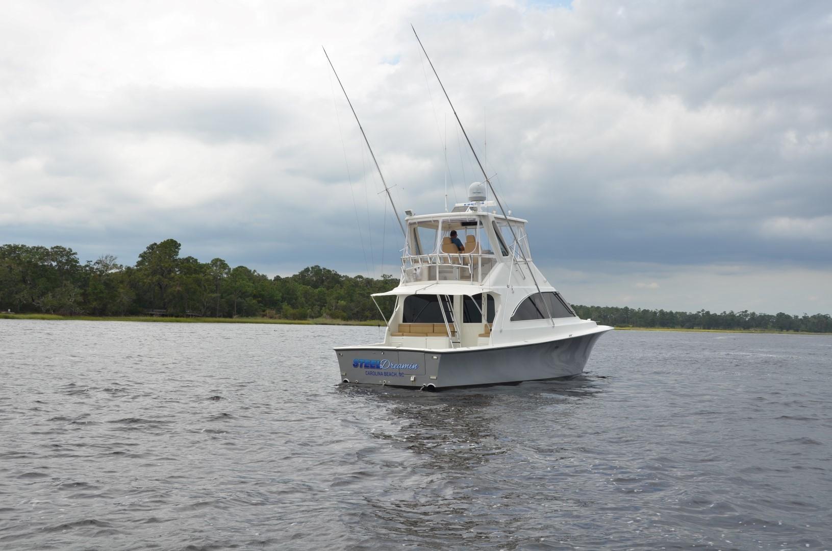 Ocean Yachts-Sportfish 1996-STEEL DREAMIN Carolina Beach-North Carolina-United States-1501715 | Thumbnail