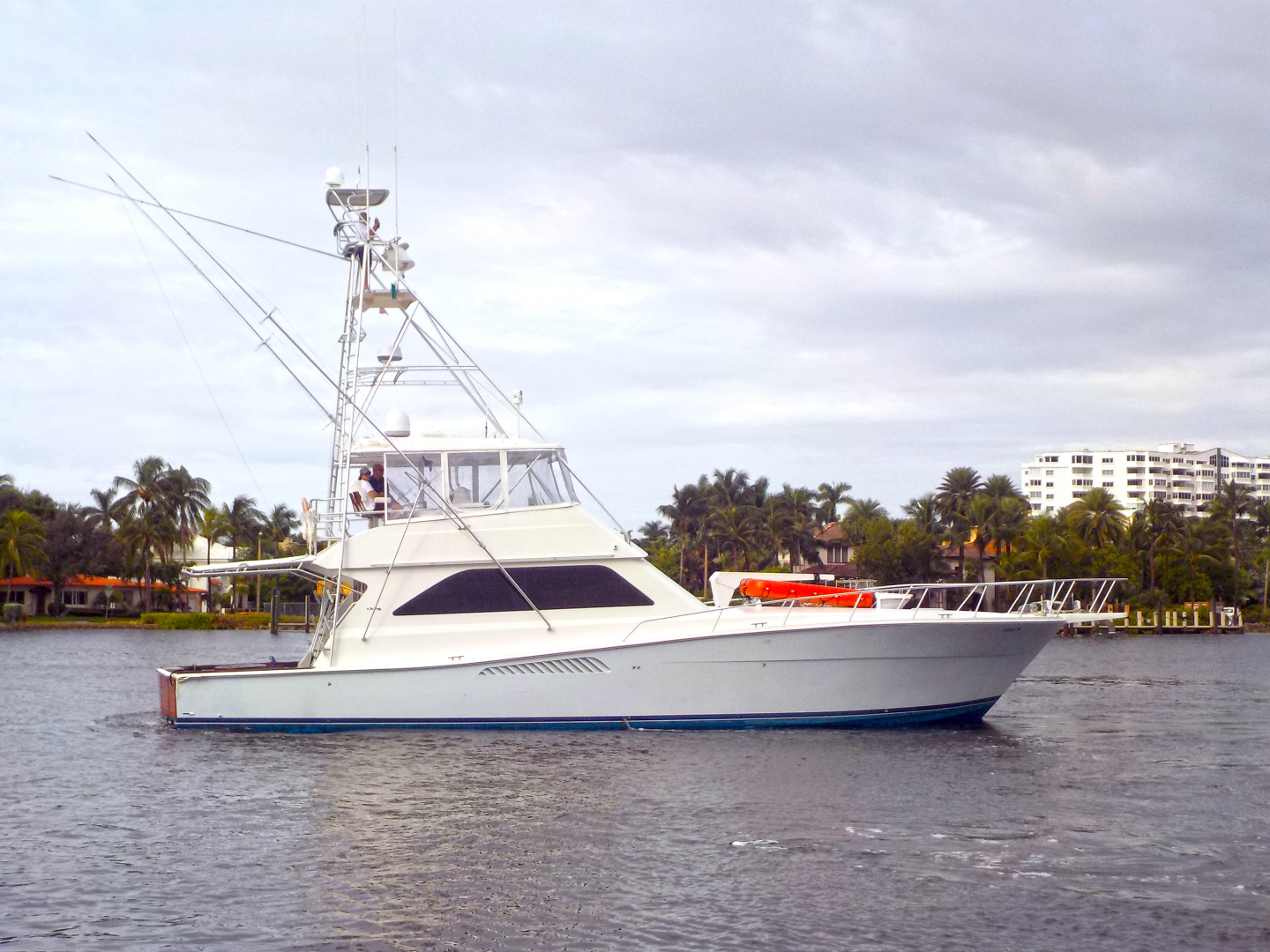 Viking-Convertible 1995-Royal Fortune Fort Lauderdale-Florida-United States-1514666 | Thumbnail