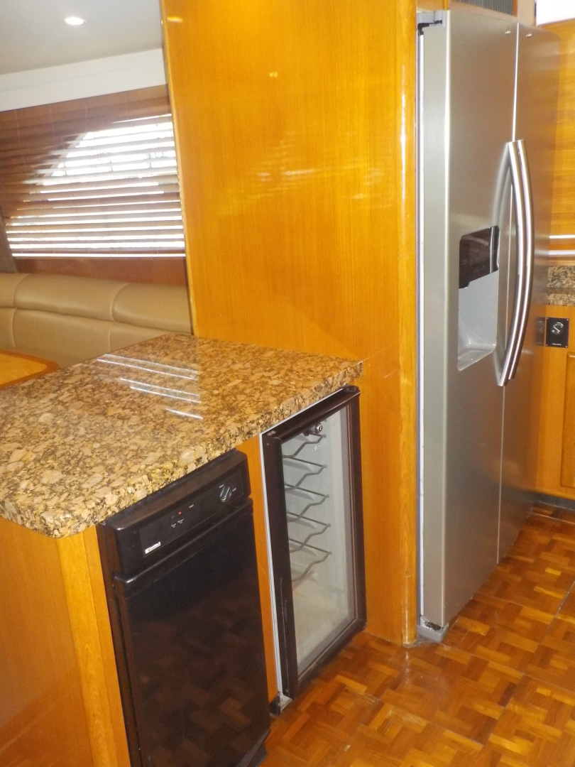 Viking-Convertible 1995-Royal Fortune Fort Lauderdale-Florida-United States-Galley-1512483 | Thumbnail