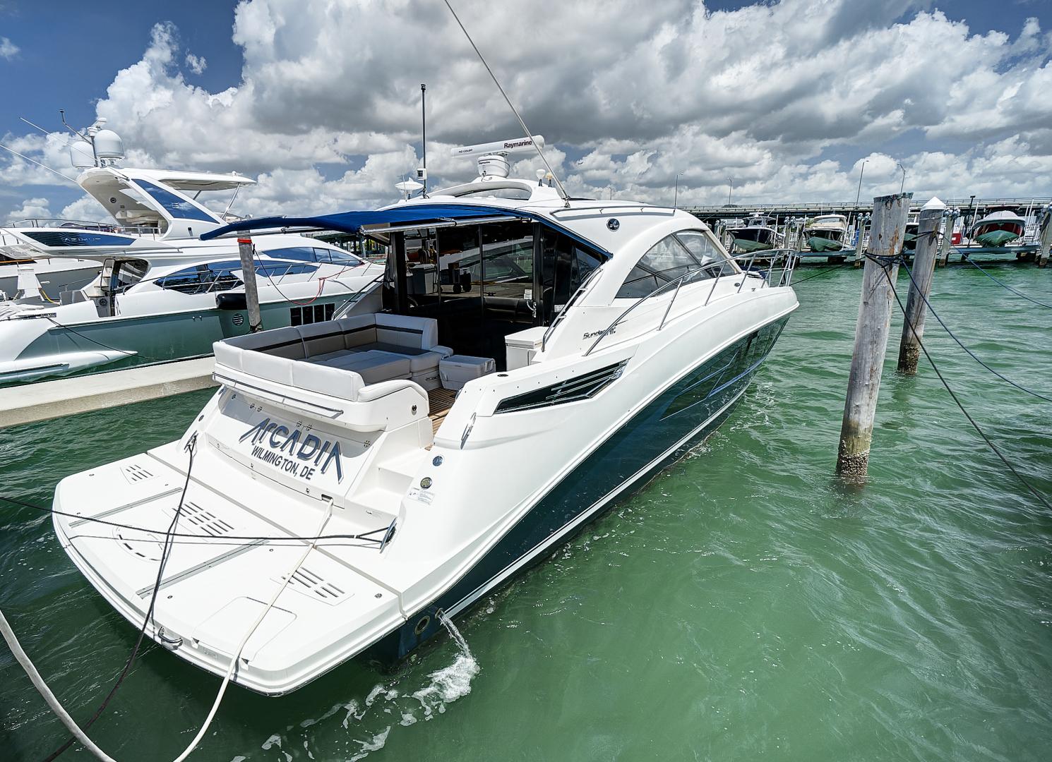 Sea Ray-Sundancer 2014-Arcadia Miami-Florida-United States-1503054 | Thumbnail