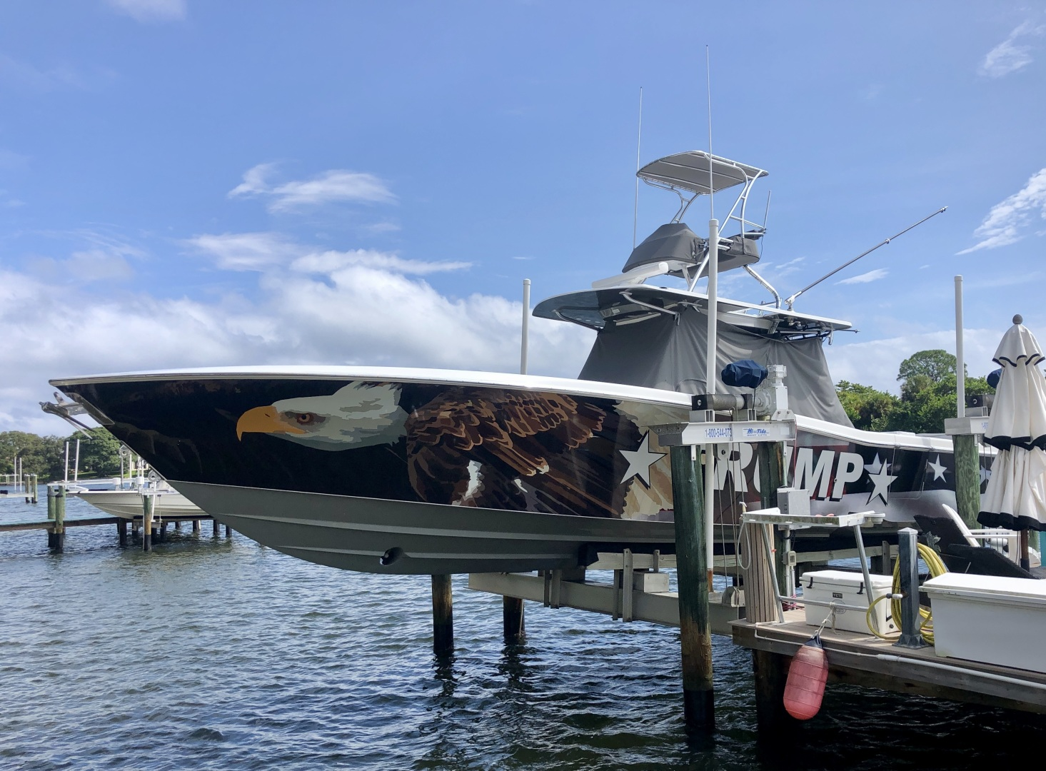 Invincible-Open Fisherman 2017 -Palm Beach Gardens-Florida-United States-1503525 | Thumbnail