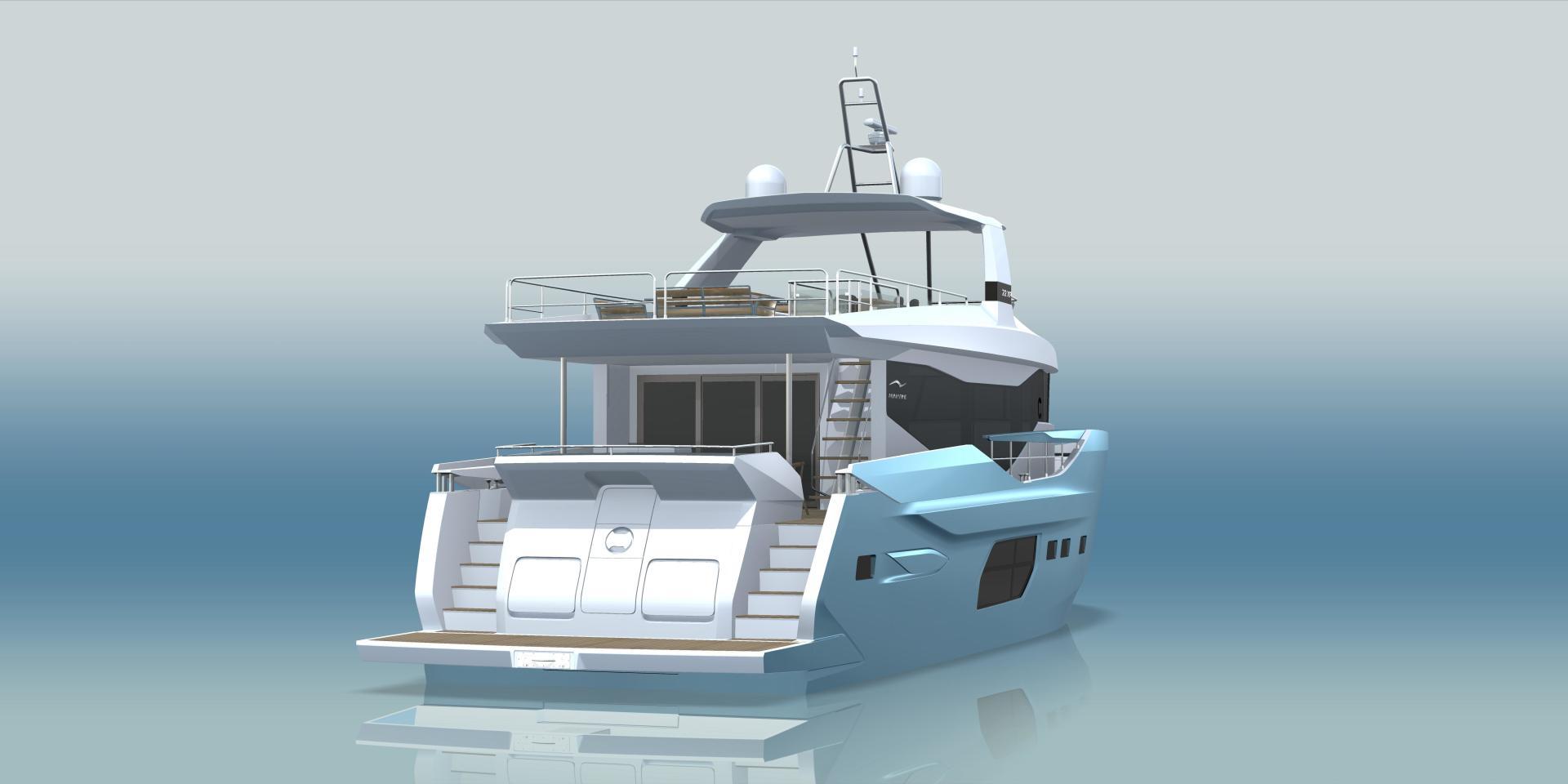 Numarine-22XP 2021-22XP HULL 3 Istanbul-Turkey-1503917 | Thumbnail