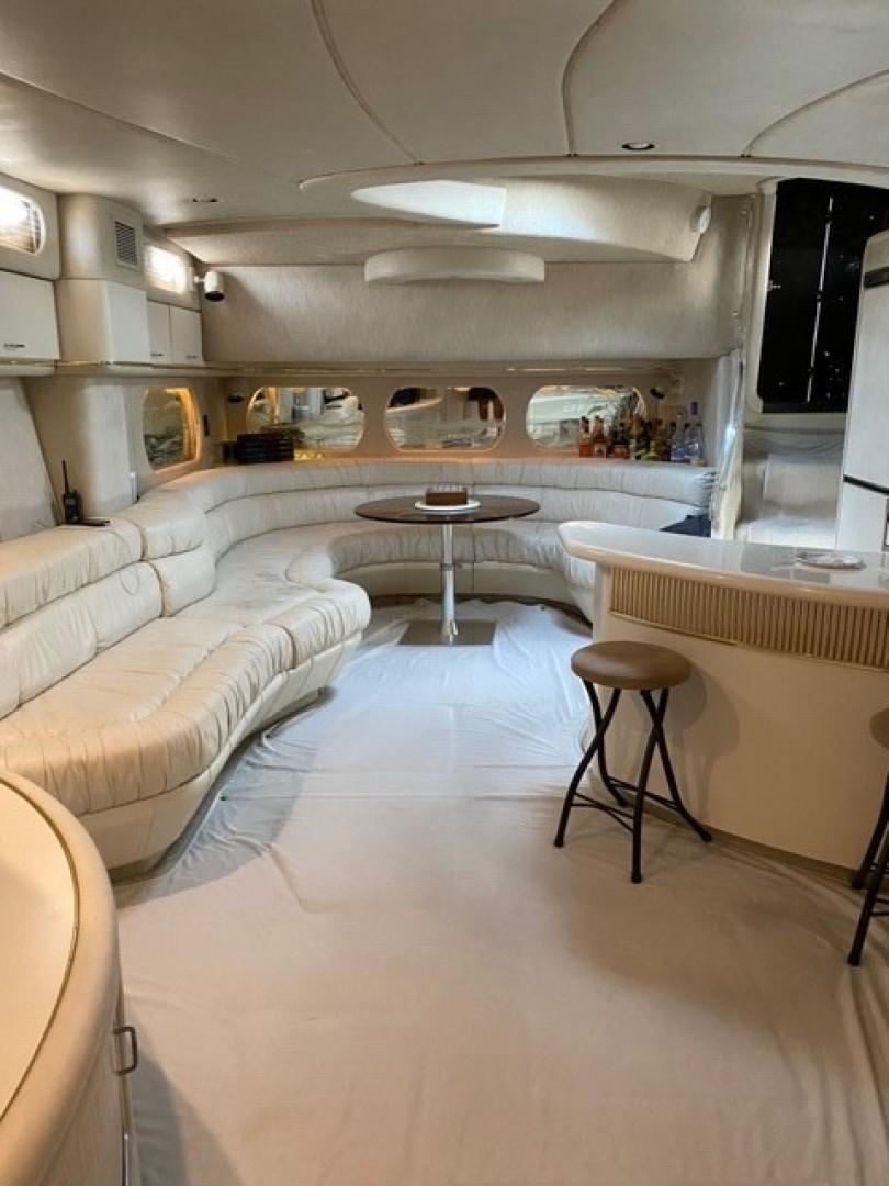 Sea Ray 63 - Precious Cargo - Salon