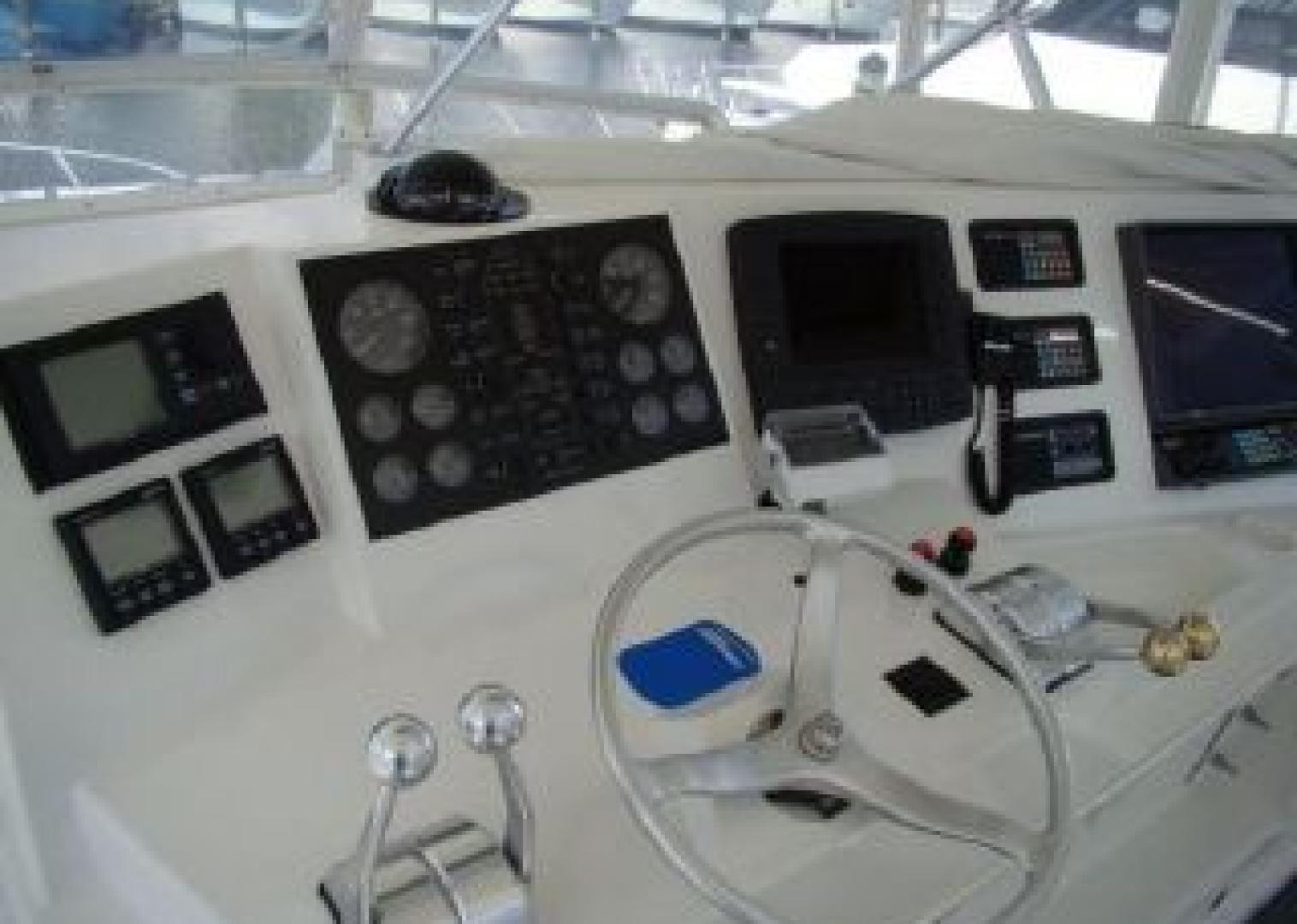 Viking-Convertible 1997-Sweet Escape Dania Beach-Florida-United States-1507548   Thumbnail
