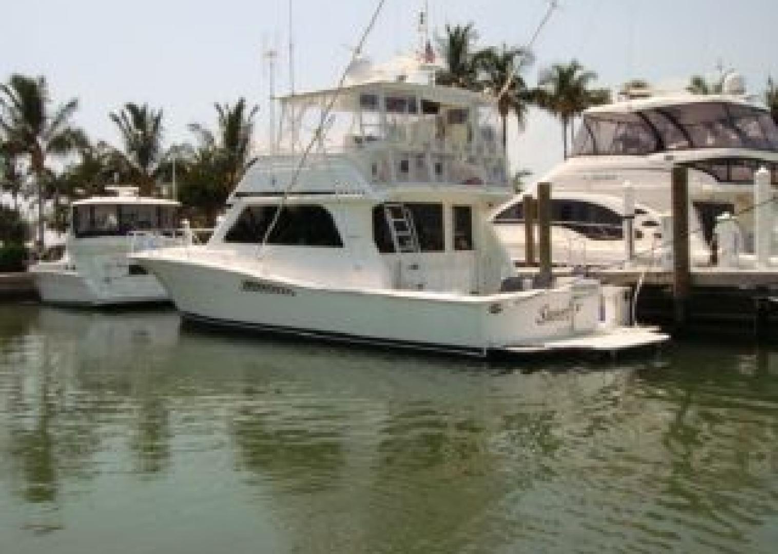 Viking-Convertible 1997-Sweet Escape Dania Beach-Florida-United States-1507546   Thumbnail